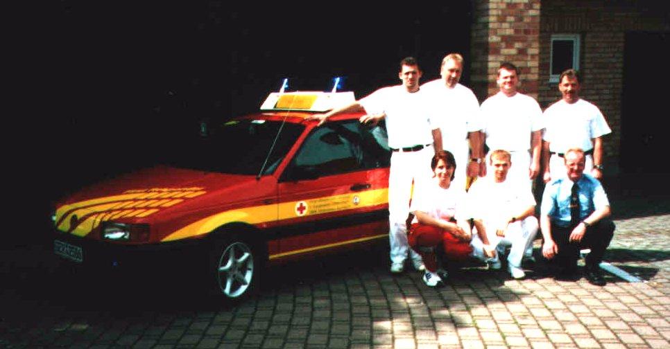 Gründungsgruppe 2001